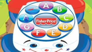 Chatter Telephone (fisher-price) Iphone App For Kids - Classic Toy Now On Ipod Itouch