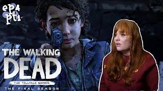 A Tough Choice (R.I.P My Makeup)   The Walking Dead Final Season Ep.4 Pt. 1   Oddly Plays