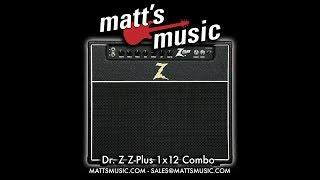 Matt's Music - Dr. Z Z-Plus 1x12 Combo - Kendrick Fielder