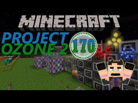 Minecraft: Project Ozone Part 170 - GROWING PAINS