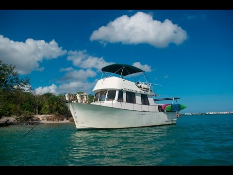 Our Trawler Is Our Home