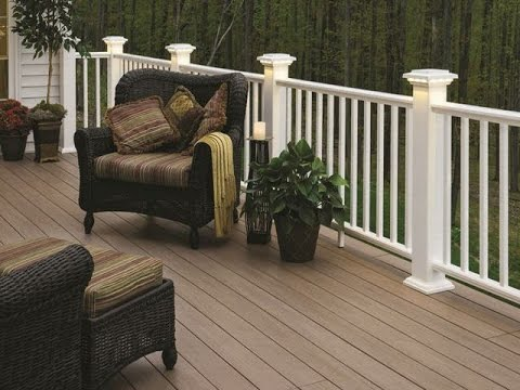 Exterior Vinyl Deck Floor Covering