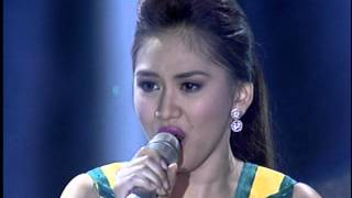 Sarah Geronimo sings Whitney Houston