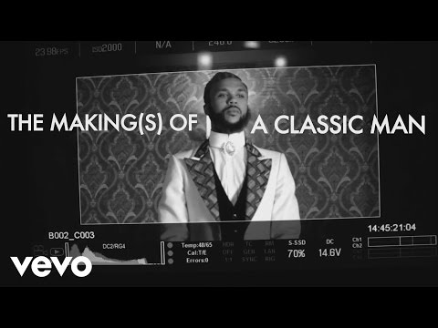 Jidenna - The Making(s) of a Classic Man ft. Roman GianArthur