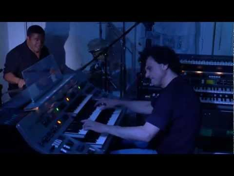 AcidBluesBop! Miguel Kertsman on the Yamaha EX-1, Ernie Adams, Drums, Music Alchemy