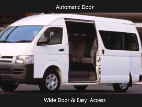 Why Hire Minibus with Driver in Singapore, Thailand to Malaysia