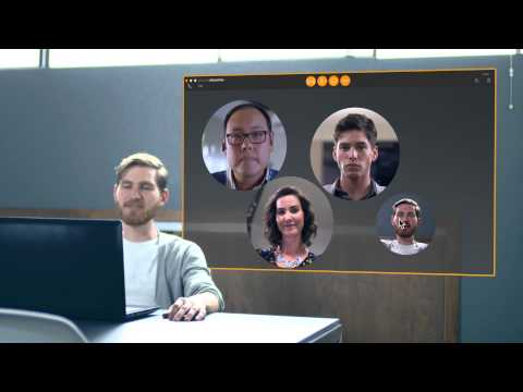 Video conferencing with join.me