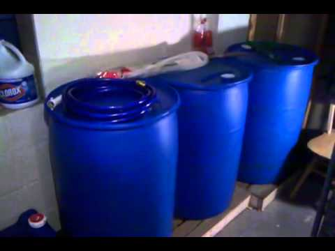 Prepper Water Storage - Critical Prep Item