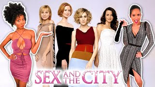 What Sex And The City Outfits Would Look Like Today!
