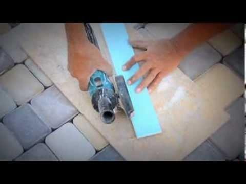 Кусачки для мозайки 55W - YouTube