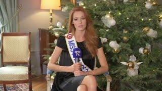 Miss France a déjà plein de projets. Elle les livre à BFMTV