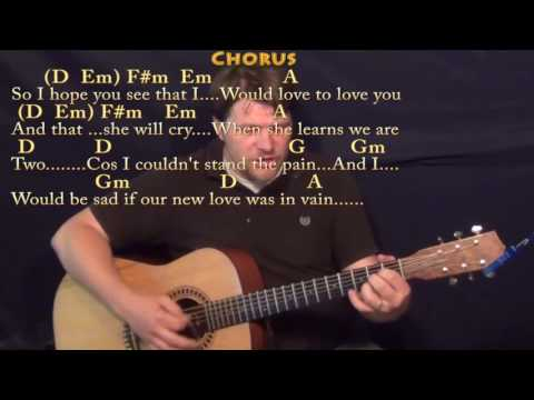 If I Fell (The Beatles) Guitar Cover Lesson With Chords/Lyrics - Munson
