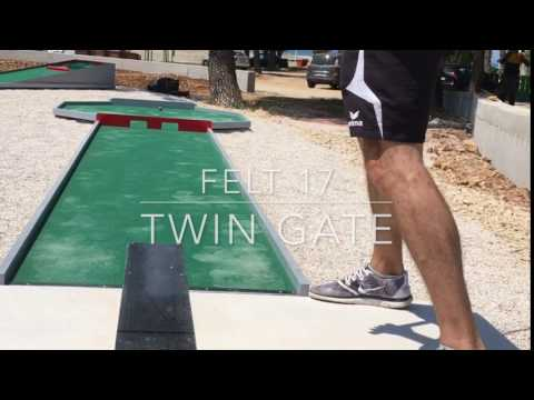 Felt Lane 17 - Twin Gate (World Championships 2017)