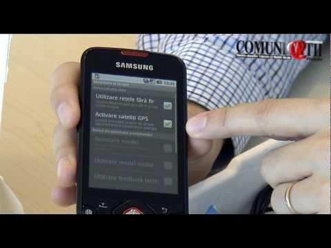 Demo Samsung Galaxy Spica