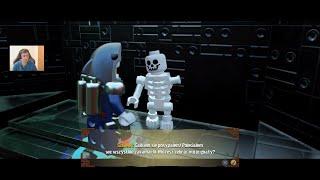 LEGO NINJAGO MOVIE GRA WIDEO - LEGO NINJAGO FILM GRA - DOKI NA 100% 2