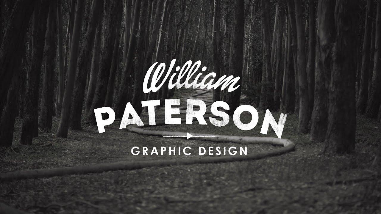 Adobe Illustrator CC - Vintage Logo Tutorial 2 - YouTube