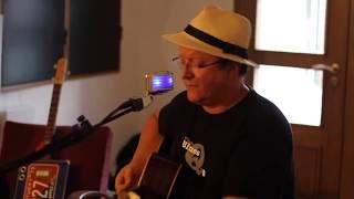 Eric Clapton - Driftin' Blues - acoustic cover by Filip Zoubek