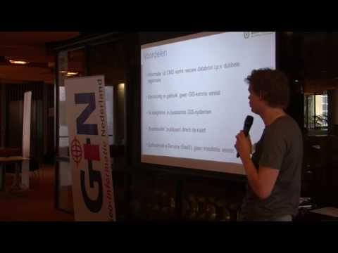 Geo Startup Pitch | MapGear | GIN Oost | 280515