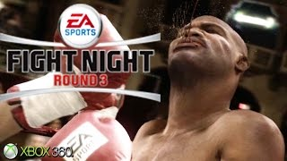 Fight Night Round 3 - Xbox 360 / Ps3 Gameplay (2006)