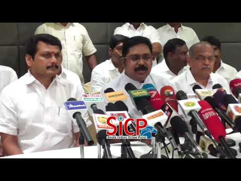 TTV Dinakaran confident of winning Tirupparankundram byelection
