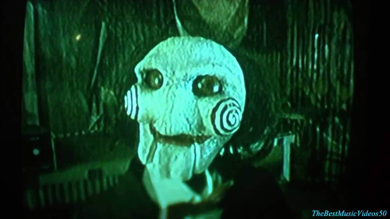 A Small Tribute To Billy The Puppet From The Saw Movies