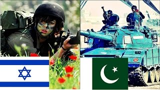 Pakistan VS Israel Military Power comparison  2016-2017