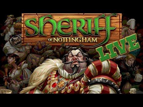 Fun With Geeks Live | Sheriff of Nottingham (Sirius, Viktória, Kaci)