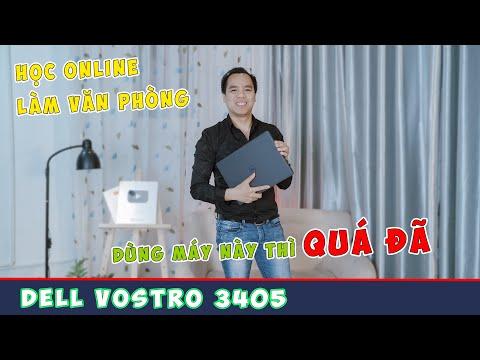 Đánh Giá Laptop Dell Vostro 3405 Giá Rẻ Chất Lượng Không Rẻ
