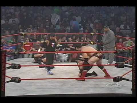 LAX TNA  RING DEBUT  HQ FULL VIDEO