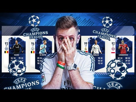 DRAFT 1/8 LIGI MISTRZÓW - FIFA 18 CHALLENGE [#8]