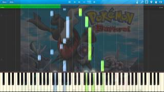 Pokemon: The Rise of Darkrai - Oracion (Piano Arrangement)