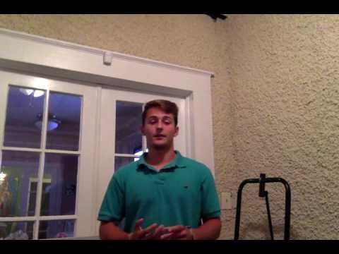 Dylan Baker Speech Comm 1101