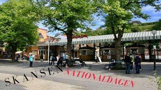 Sveriges Nationaldag 2017 på Skansen