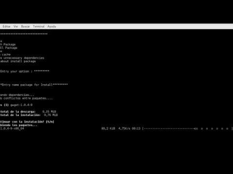 Arch Beta MPacman Perl