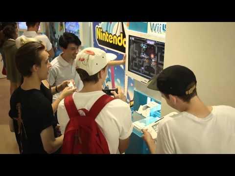 Wii U Experience AU 264