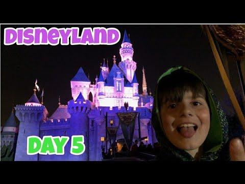 Kid Temper Tantrum Returns To Disneyland Day Five - Guardians Of The galaxy Ride Disneyland