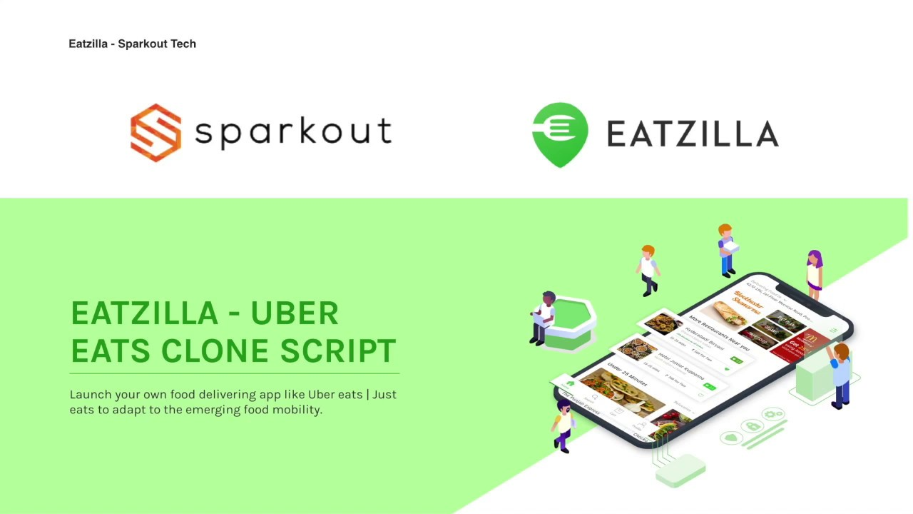 UberEats Clone Script - Food Delivery Management Software | EatZilla