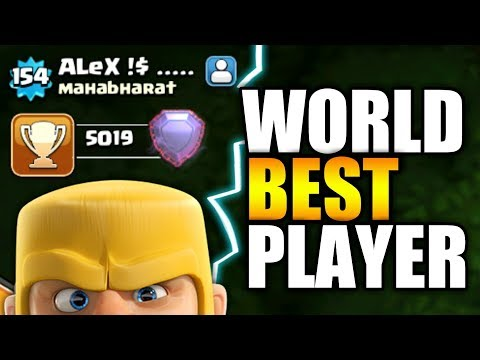 Clash Of Clans - ''WORLD BEST PLAYER EVER''