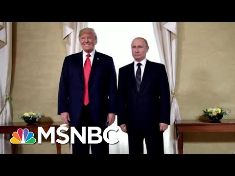US Removed Top Spy From Russia In 2017: Report | Morning Joe | MSNBC