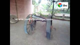 Iron Cart Made In England 1850