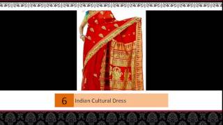 Ethnic Indian Cultural Dress