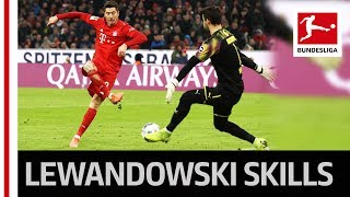 Lewandowski Destroys Borussia Dortmund - Magical First Touch and Two Goals in Der Klassiker
