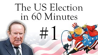 Andrew Neil's US Election in 60 Minutes – Will Trump win again? | SpectatorTV
