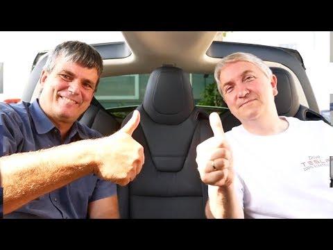 """TeslaMarcus und """"Schräg"""" im Gespräch: Diesel-Gipfel,  E-Autos, Ladestationen, Lobbyismus"""