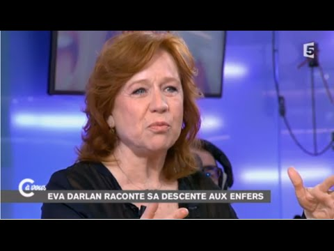 Surendettement : le témoignage d'Eva Darlan - C à vous - 23/01/2015
