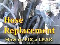 How to Change Dodge Ram Power Steering Hose  *** High Pressure Hose