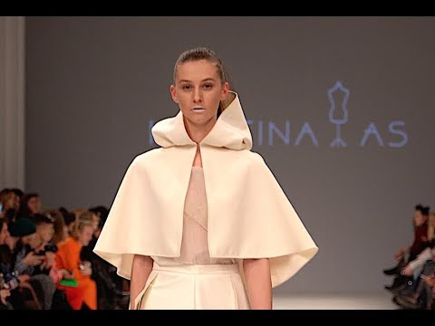 KRISTINA AS Fall 2018/19 Ukrainian FW - Fashion Channel