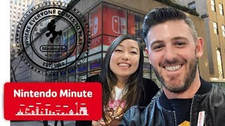 Nintendo NY Shopping Spree Showdown - Nintendo Minute