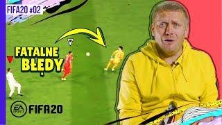 FATALNE BŁĘDY BRAMKARZA - DLACZEGO FIFA MA TYLE BŁĘDÓW?  / FIFA20 #02