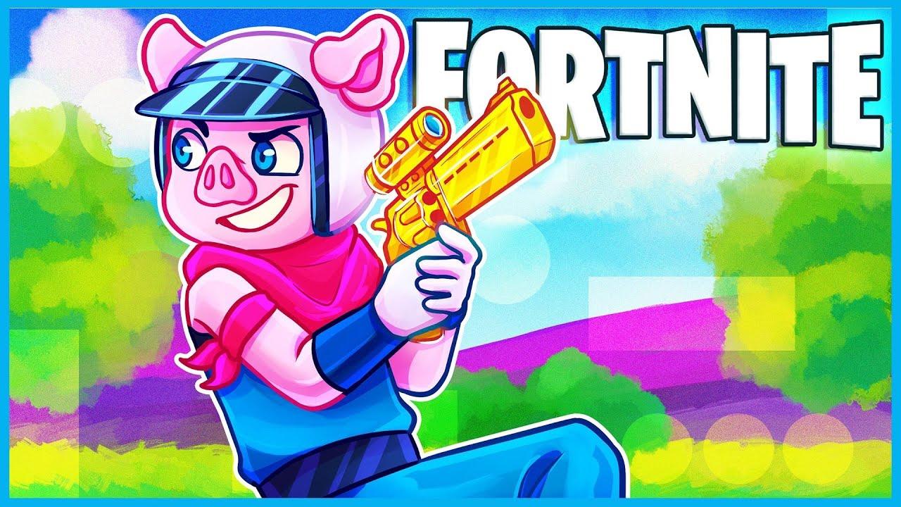 * NEU * SCOPED REVOLVER ist in Fortnite fantastisch: Battle Royale! (Fortnite Funny Moments & Fails) + video
